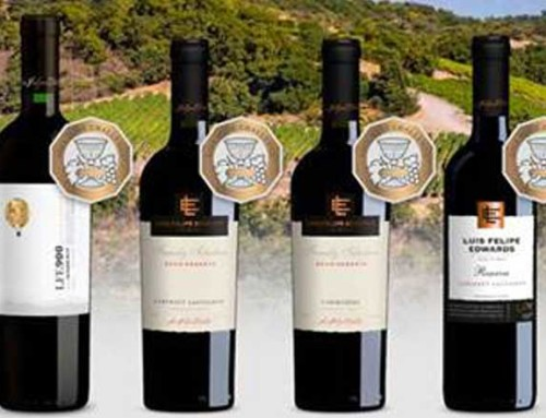 LFE Red wines awarded GOLD at Asia Wine Challenge 2020